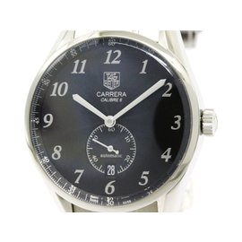 Tag Heuer Carrera WAS2110 Stainless Steel Automatic 39mm Mens Watch