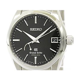Seiko Grand Seiko SBGA083 Stainless Steel Spring Drive 38mm Mens Watch