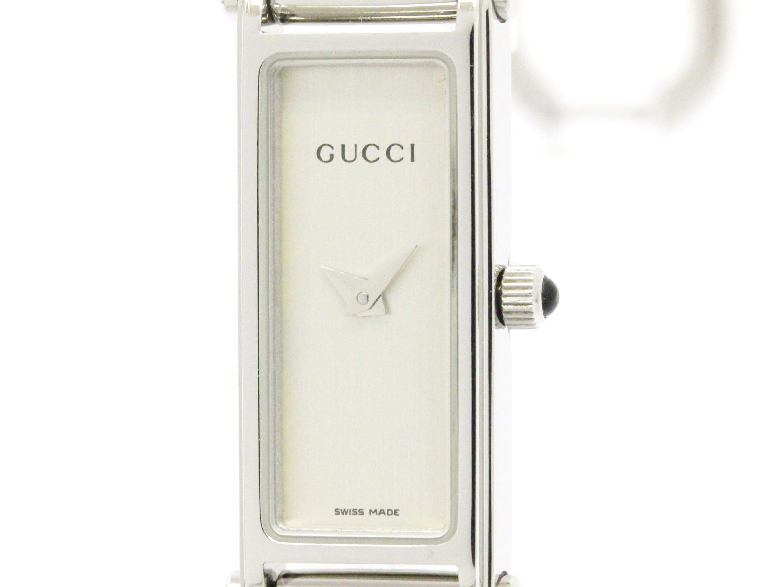 """Image of """"Gucci 3900L 1500L Stainless Steel Quartz 12mm Womens Watch"""""""