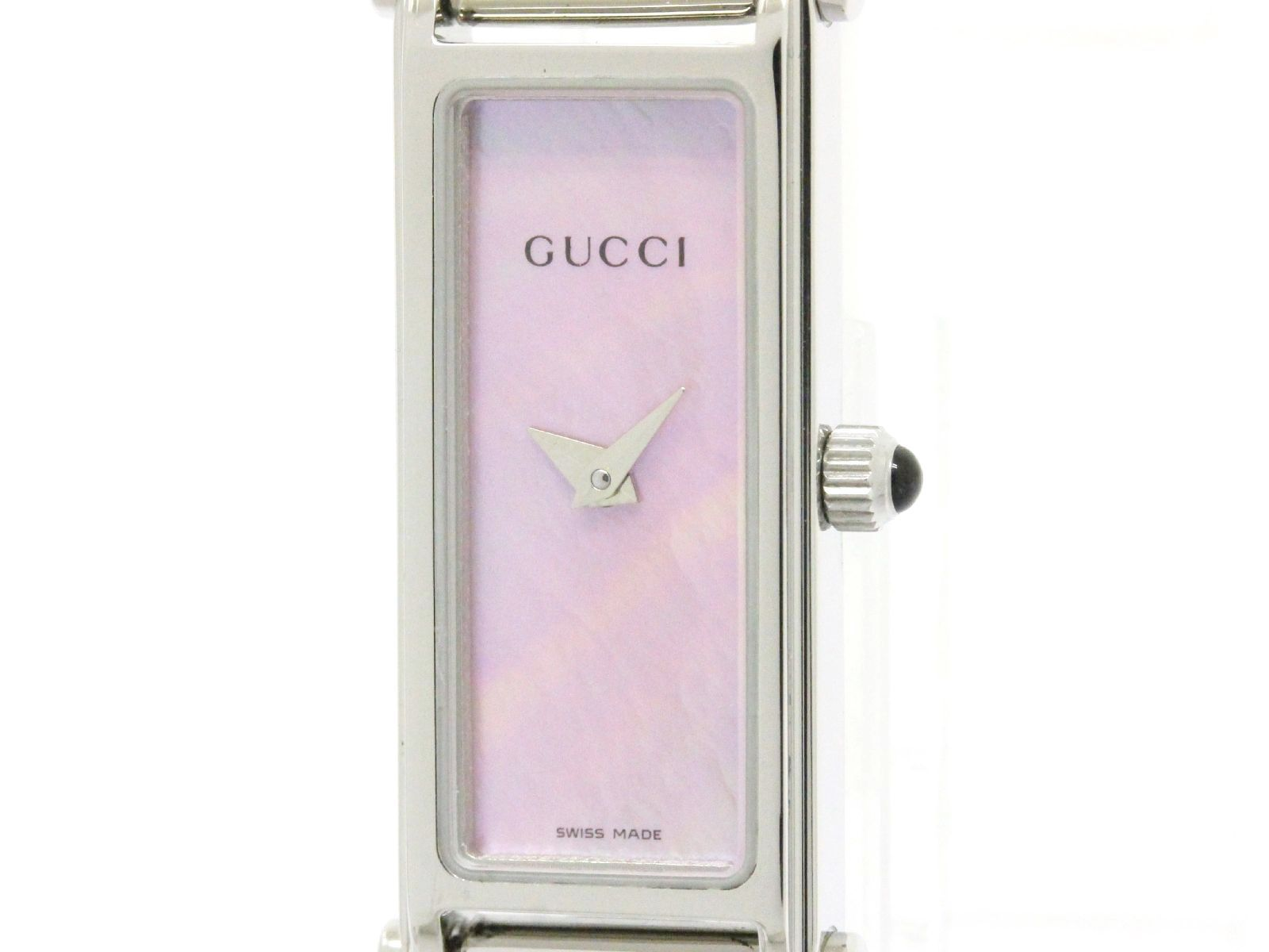 "Image of ""Gucci 1500L Stainless Steel Quartz 12mm Womens Watch"""