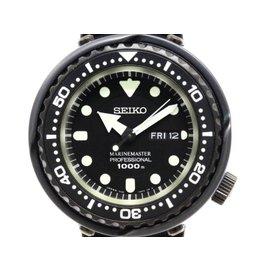Seiko Prospex Marine Master SBBN025 Stainless Steel Quartz 49mm Mens Watch