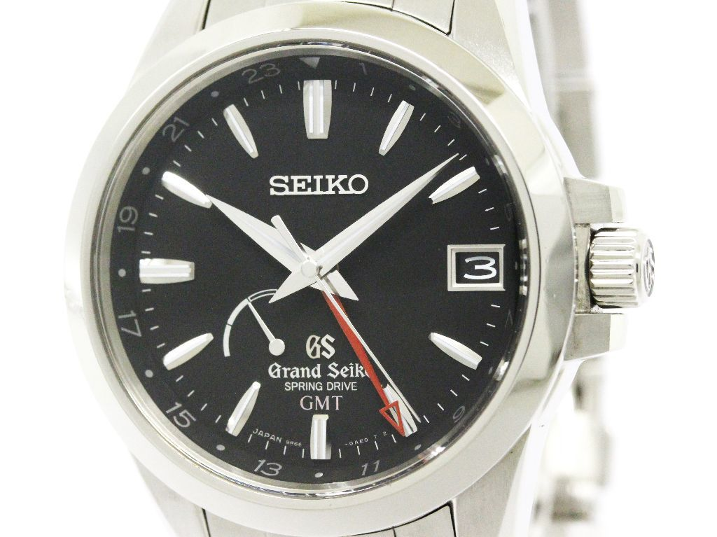 """Image of """"Seiko Grand Seiko Sbge013(9R66-0Ae0) Stainless Steel 39mm Mens Watch"""""""