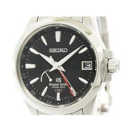 Seiko Grand Seiko SBGE013(9R66-0AE0) Stainless Steel 39mm Mens Watch