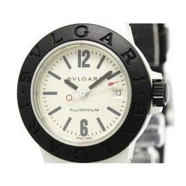 Bulgari AL29A Aluminium Quartz 29mm Womens Watch