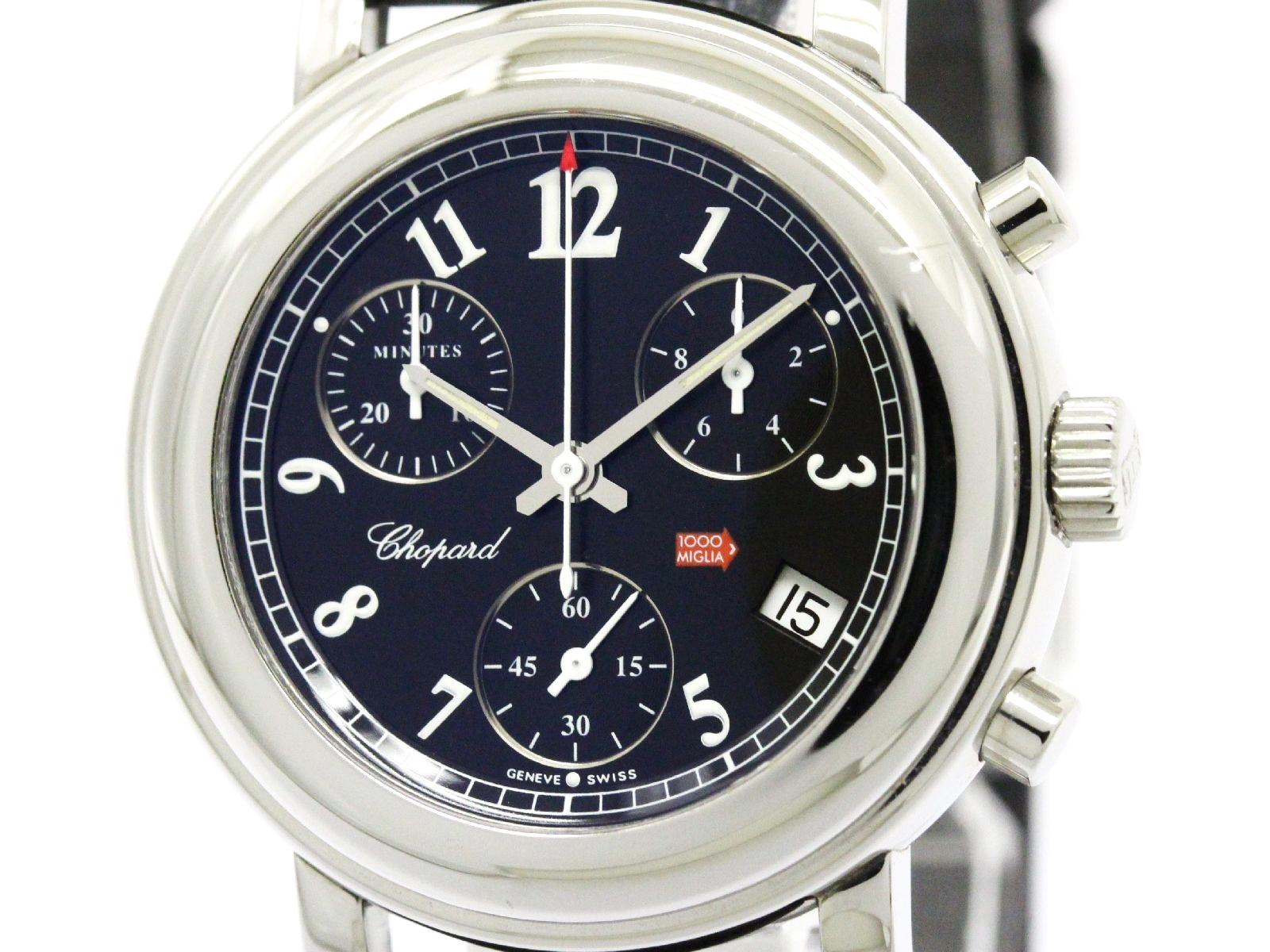 """Image of """"Chopard Mille Miglia 8900 Stainless Steel Quartz 33mm Womens Watch"""""""