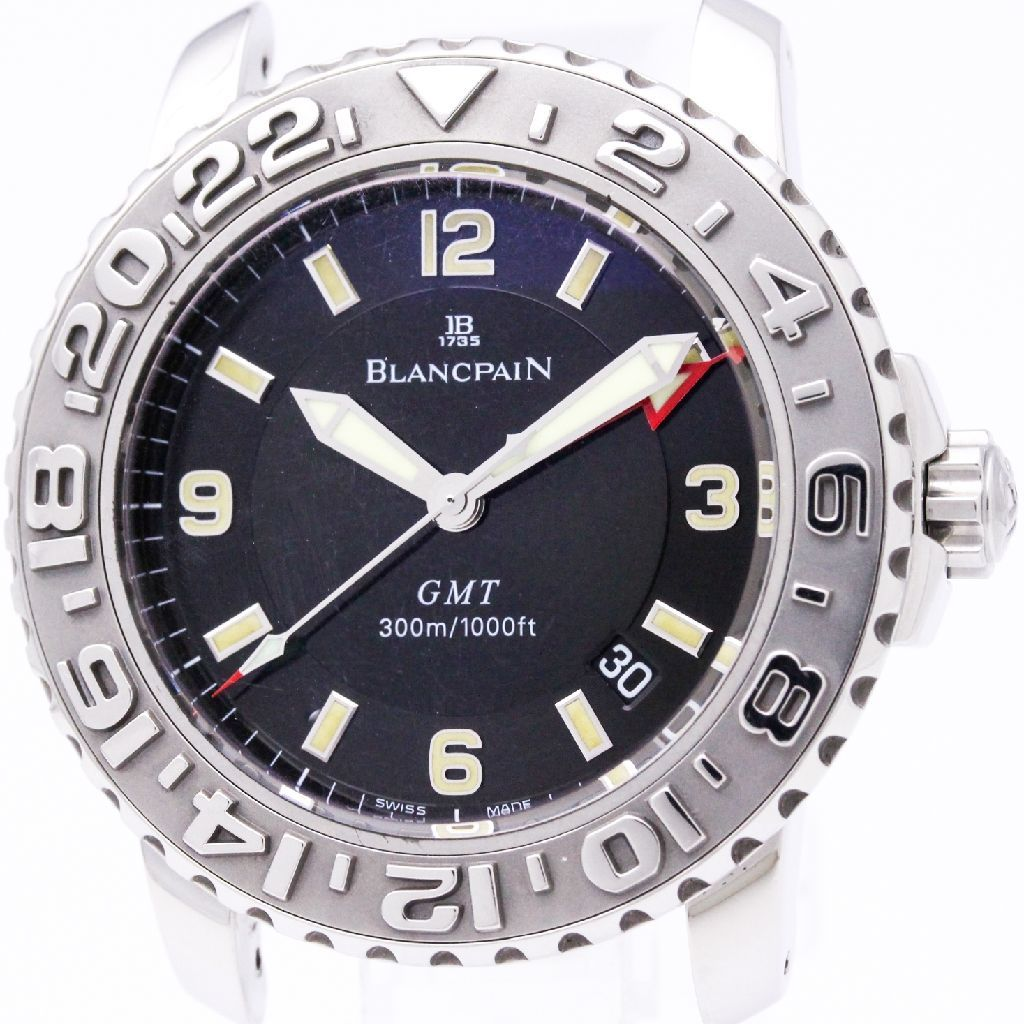 """Image of """"Blancpain Trilogy 2250-1130-71 Stainless Steel Automatic 40mm Mens"""""""