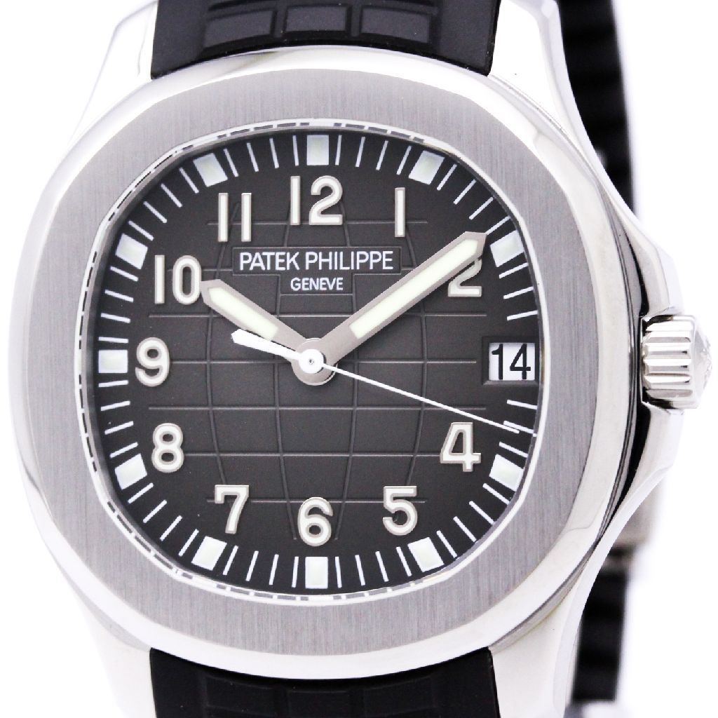 "Image of ""Patek Philippe Aquanaut 5165A-001 Stainless Steel Automatic 38mm Mens"""