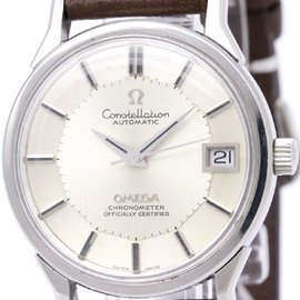 Omega Constellation 168.0065 Stainless Steel Automatic 34mm Mens Watch