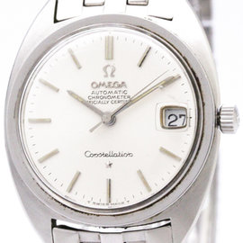 Omega Constellation 168.017 Stainless Steel Automatic 35mm Mens Watch