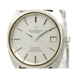 Omega Constellation 168.0056 Stainless Steel Automatic 36mm Mens Watch