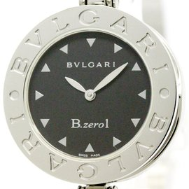 Bulgari B.zero1 BZ30S Stainless Steel Quartz 30mm Womens Watch