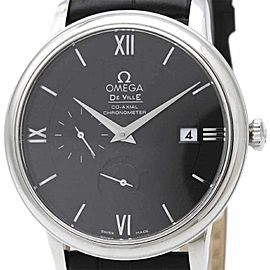 Omega De Ville 424.13.40.21.03.001 Automatic Stainless Steel 40mm Mens Dress Watch