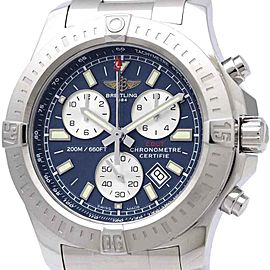 Breitling Colt A73388 Quartz Stainless Steel 44mm Mens Sports Watch