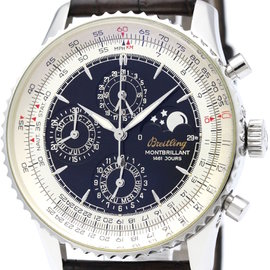 Breitling Montbrillant A19030 Automatic Stainless Steel 41mm Mens Watch