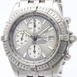 Breitling Crosswind Automatic Stainless Steel Men's Sports Watch A13055