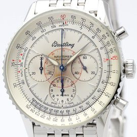 Breitling Navitimer Automatic Stainless Steel Men's Sports Watch A30030.4