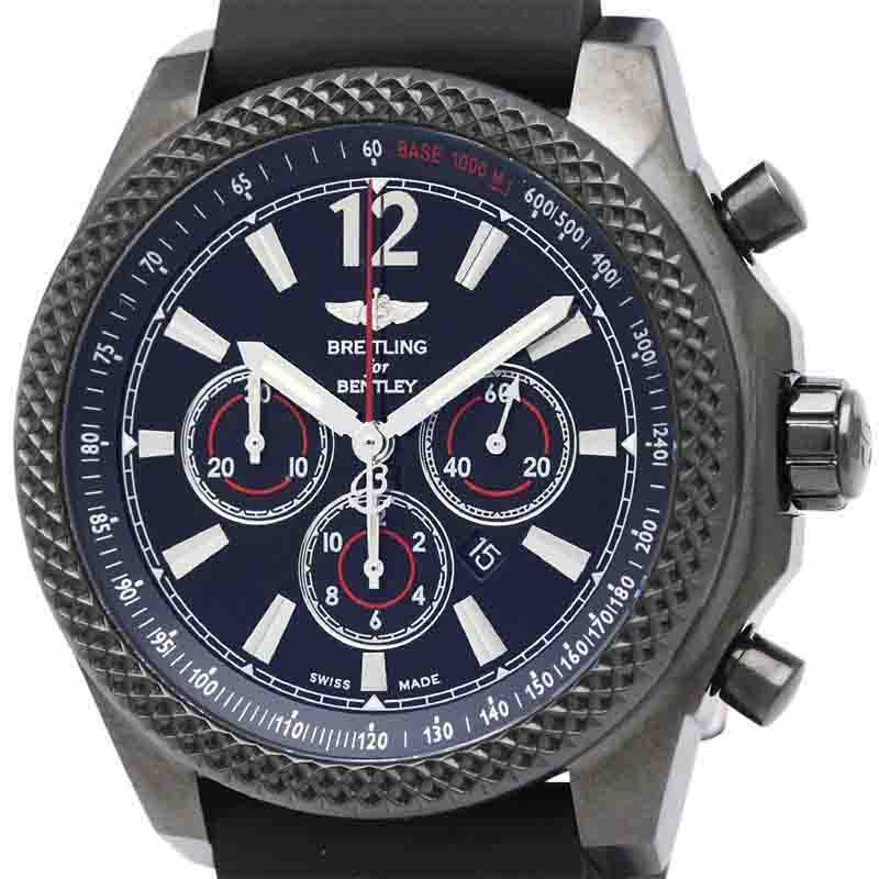 "Image of ""Breitling Bentley M41390 Stainless Steel Automatic 42mm Mens Sports"""