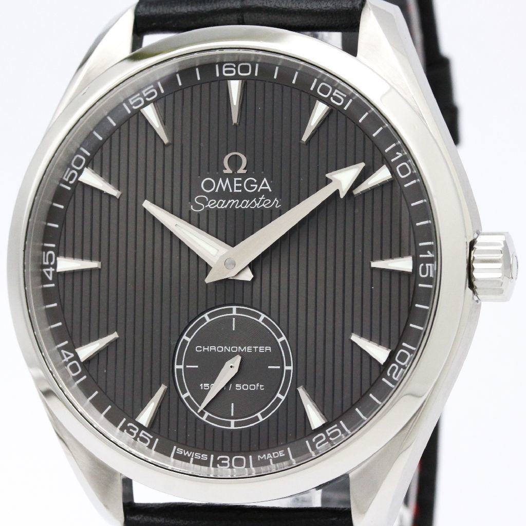 "Image of ""Omega Seamaster 231.13.49.10.06.001 Mechanical Stainless Steel Men's"""