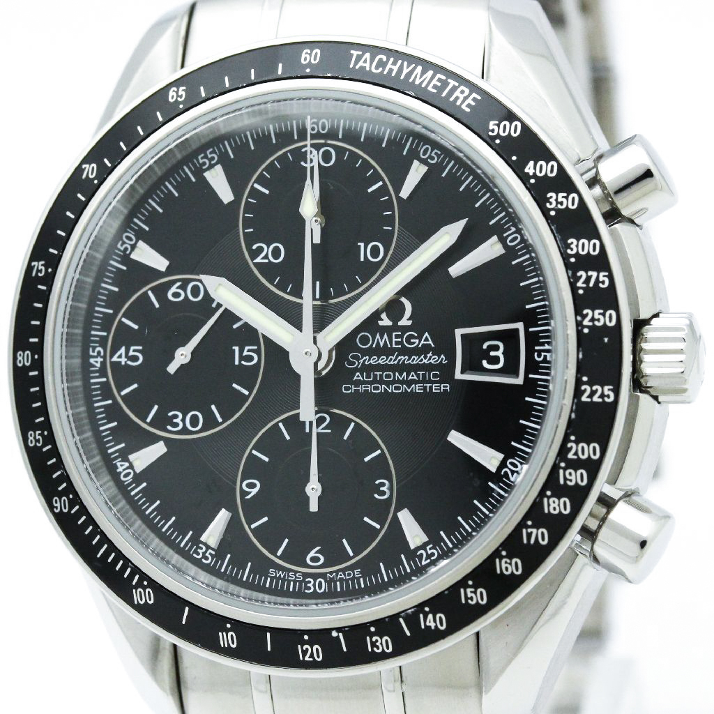 "Image of ""Omega Speedmaster 3210.50 Stainless Steel Automatic Mens Watch"""