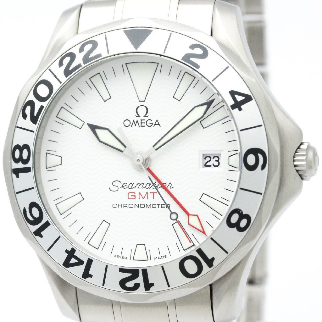 """Image of """"Omega Seamaster 2538.20 Stainless Steel Automatic 41mm Mens Watch"""""""
