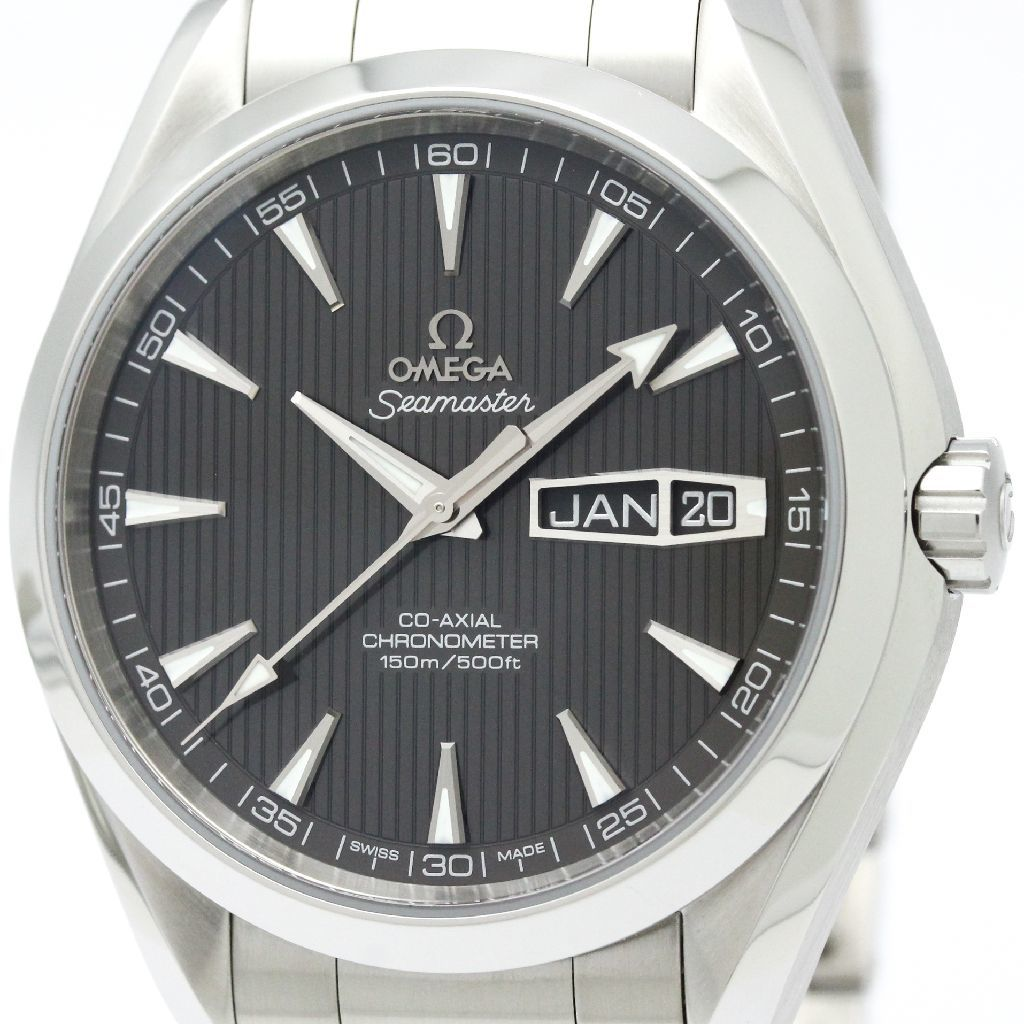 "Image of ""Omega Seamaster 231.10.43.22.06.001 Stainless Steel Automatic 43mm"""