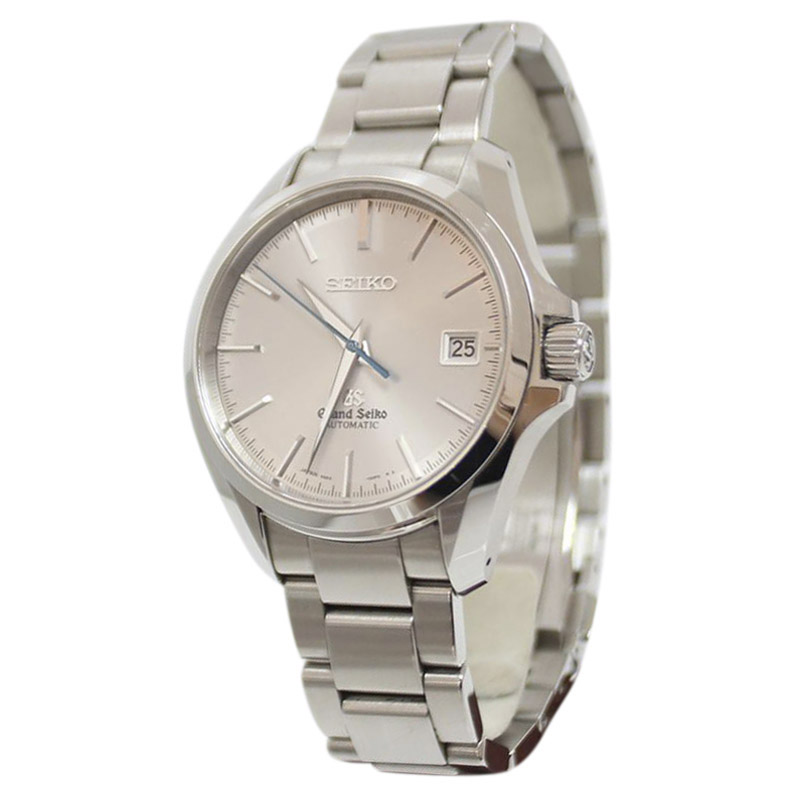 "Image of ""Seiko Grand Seiko Sbgr069/9S65-00F0 Stainless Steel Automatic 39mm"""