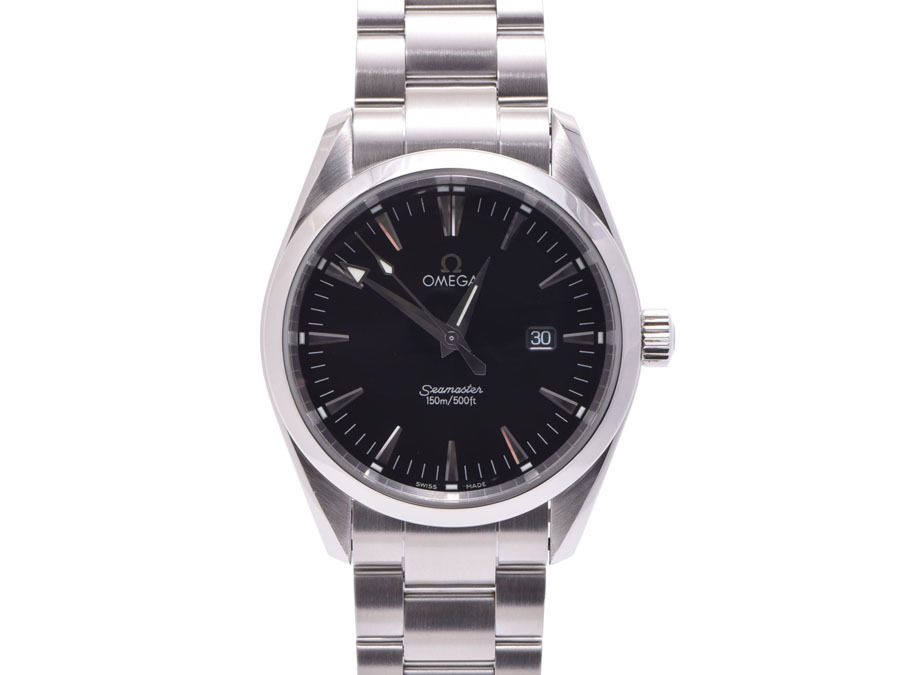 """Image of """"Omega Seamaster 2517.50 Stainless Steel Quartz 38mm Mens Watch"""""""