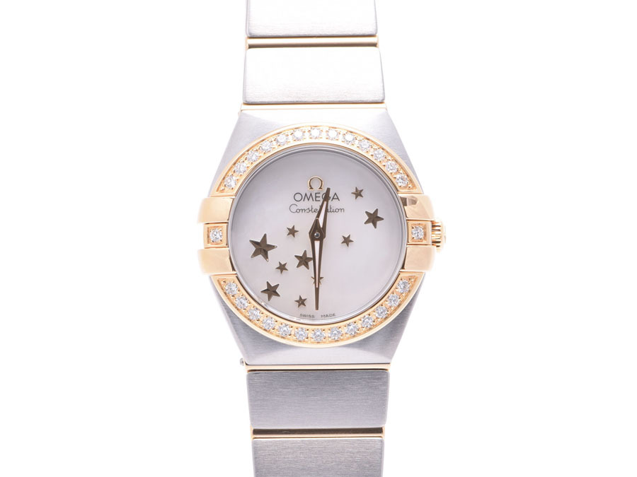 """Image of """"Omega Constellation 123.25.24.60.05.002 Stainless Steel & Yellow Gold"""""""