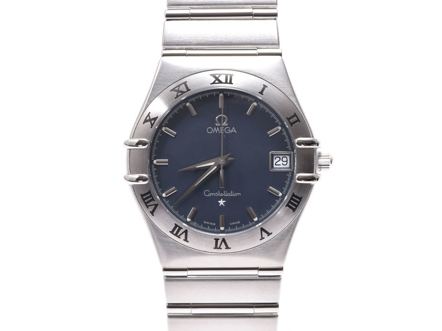 """Image of """"Omega Constellation 1512.40 Stainless Steel Quartz 34mm Mens Watch"""""""
