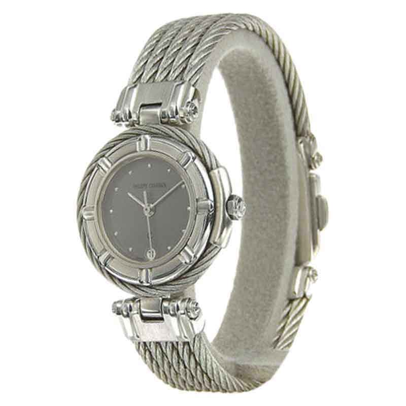 "Image of ""Philippe Charriol 10.92.162 Stainless Steel Quartz 27mm Womens Watch"""