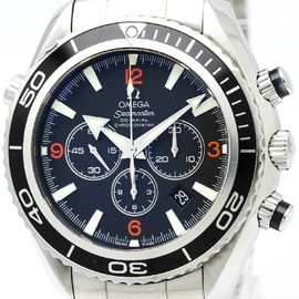 Omega Seamaster 2210.51 Stainless Steel Automatic 45mm Mens Sports Watch