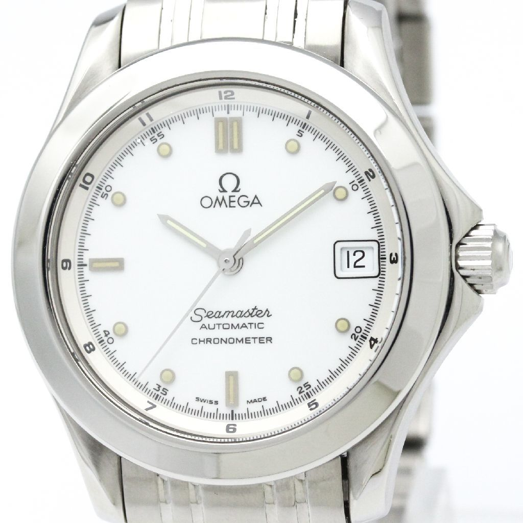 """Image of """"Omega Seamaster 2501.20 Stainless Steel Automatic 36mm Mens Sports"""""""