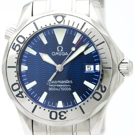 Omega Seamaster 2263.80 Stainless Steel 36mm Unisex Watch