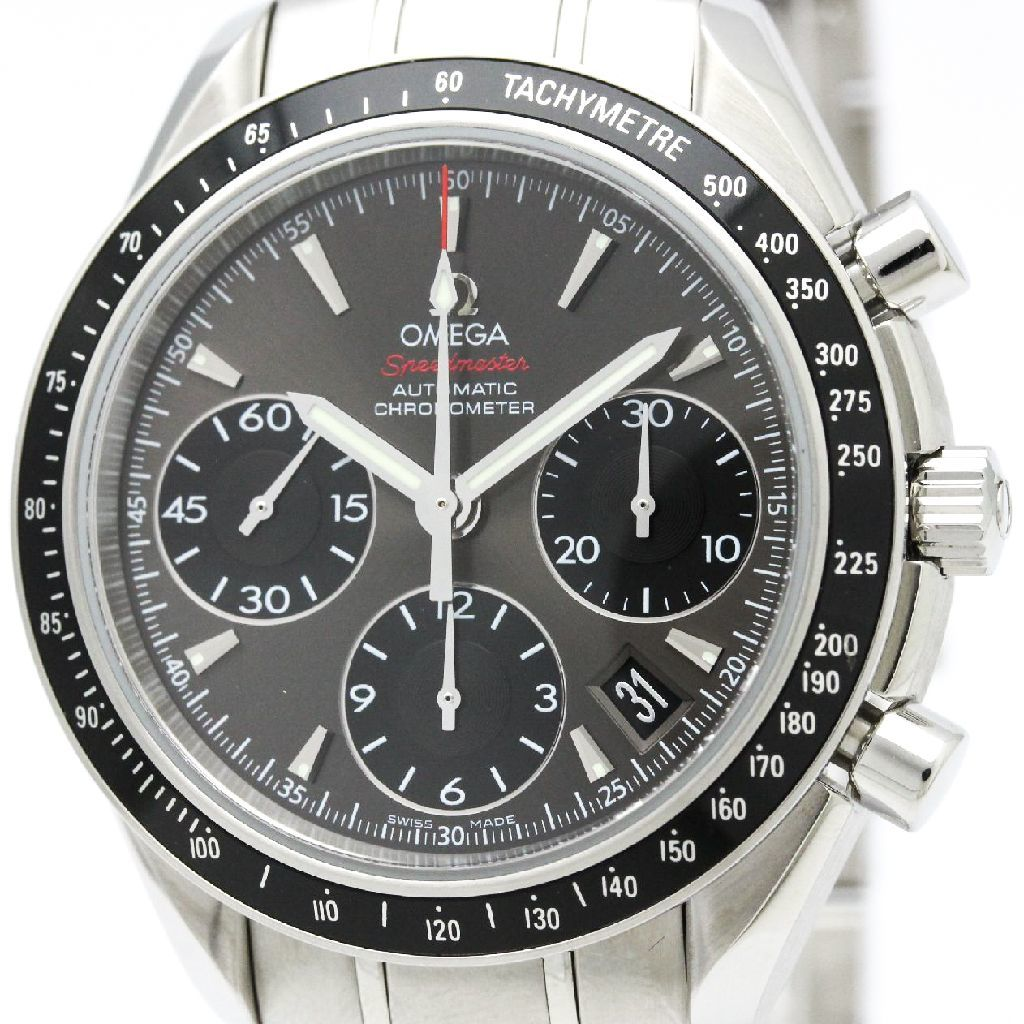 "Image of ""Omega Speedmaster Date 323.30.40.40.06.001 Stainless Steel Automatic"""