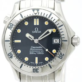 Omega Seamaster Professional 300M 2552.80 Stainless Steel 36mm Unisex Watch