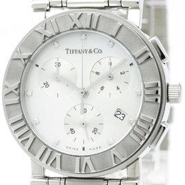 Tiffany & Co. Atlas Z0007.32.10A91B00A Stainless Steel Quartz 35mm Unisex Watch