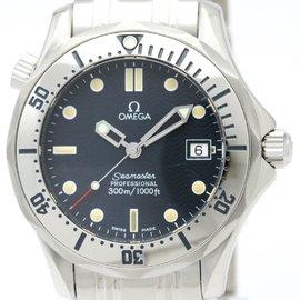 Omega Seamaster 2562.80 Stainless Steel Quartz 36mm Unisex Watch