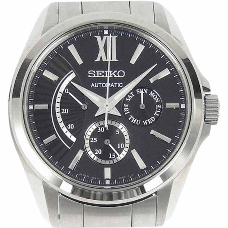 """Image of """"Seiko Sdgc023 Stainless Steel Automatic 41mm Mens Watch"""""""