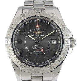 Breitling Colt A32350 Stainless Steel Automatic 40mm Men's Watch