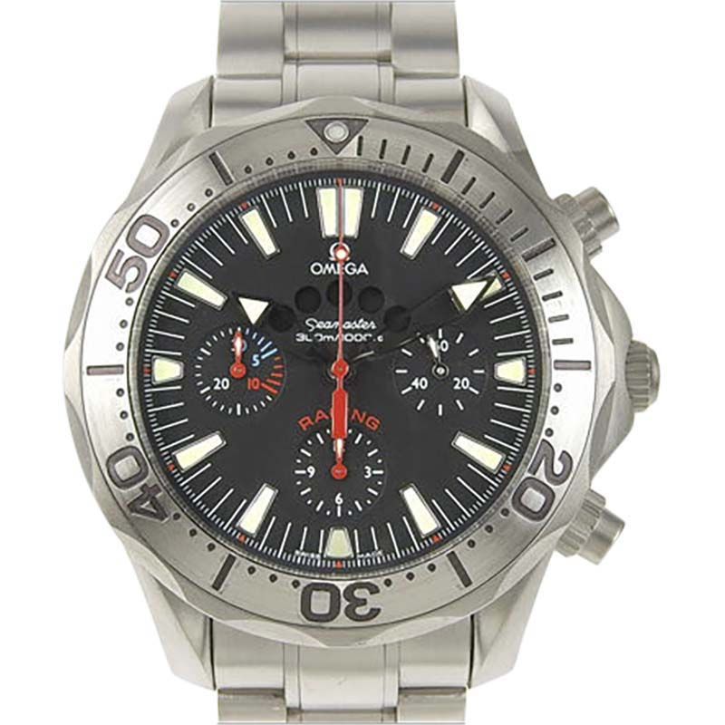 "Image of ""Omega Seamaster 2269.52 Stainless Steel Automatic 45mm Mens Watch"""