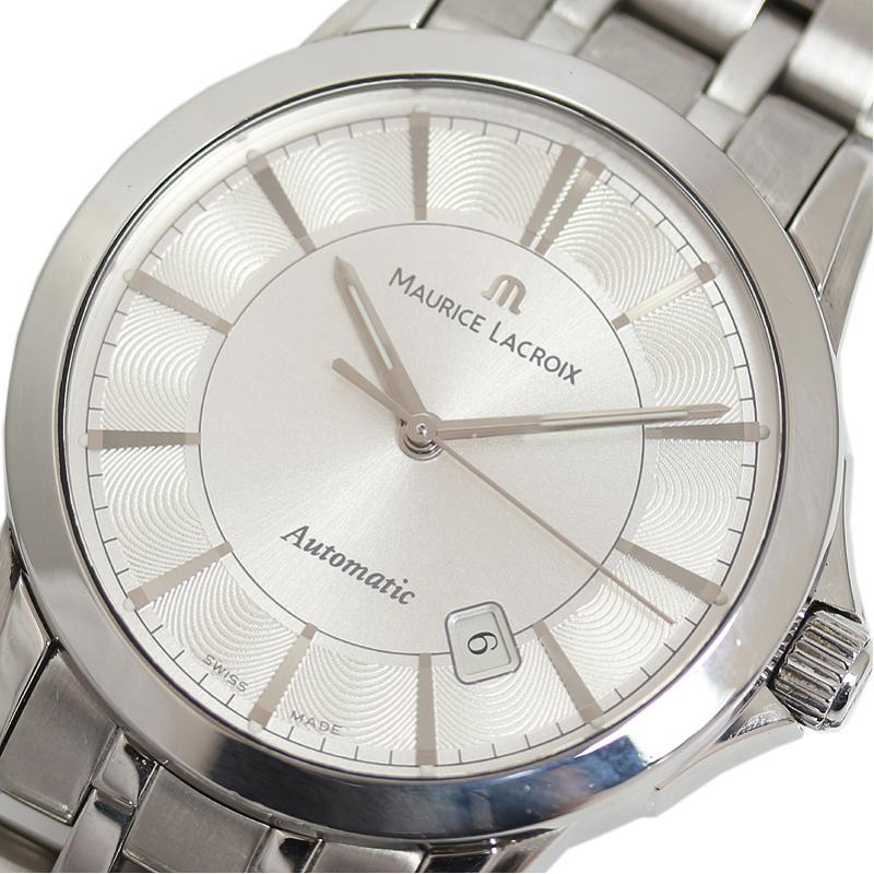 """Image of """"Maurice Lacroix P6048 Stainless Steel Automatic 39mm Mens Watch"""""""