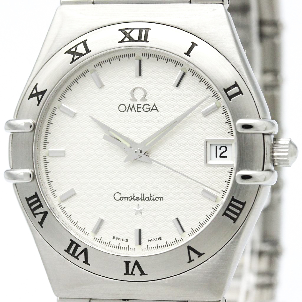 """Image of """"Omega Constellation 1512.30 Stainless Steel Quartz 33mm Mens Watch"""""""