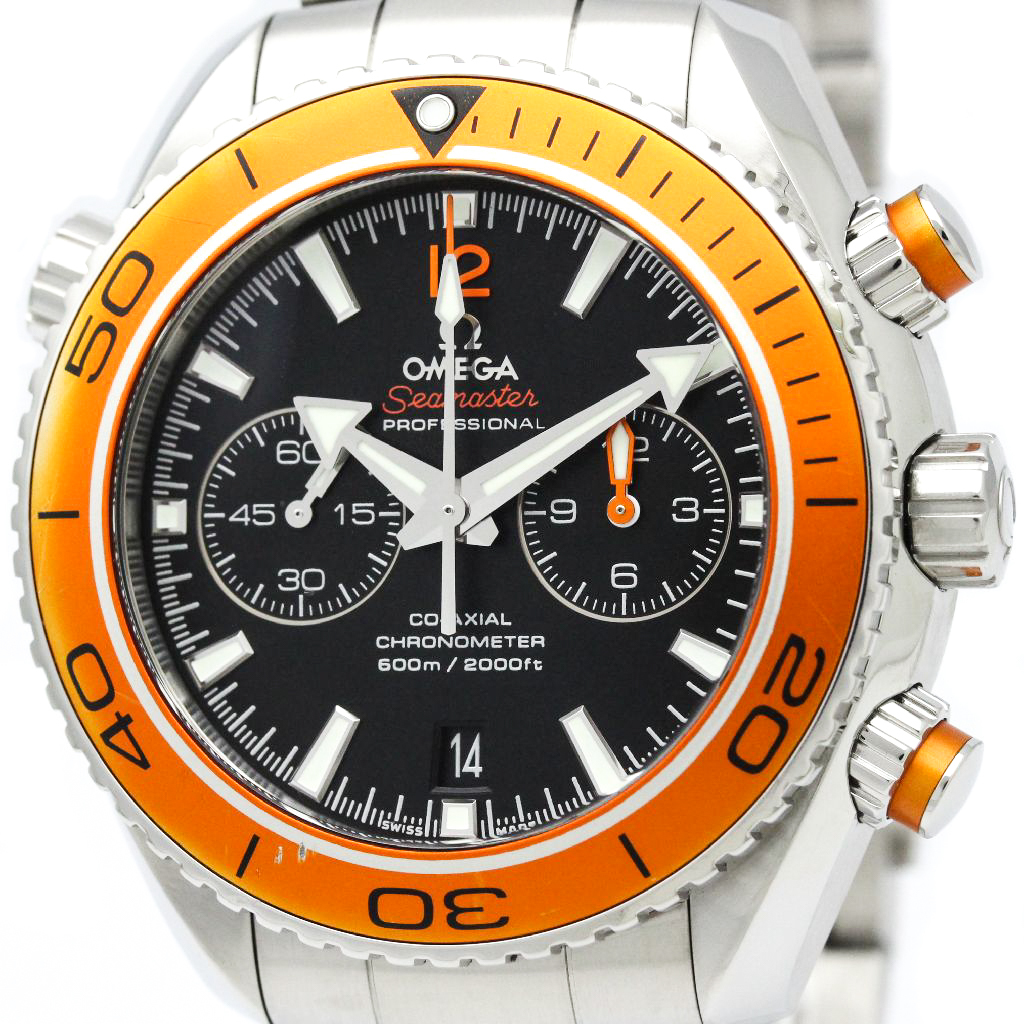 "Image of ""Omega Seamaster 232.30.46.51.01.002 Stainless Steel Automatic 46mm"""