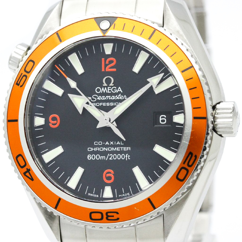 """Image of """"Omega Seamaster 2209.50 Stainless Steel Automatic 42mm Mens Watch"""""""