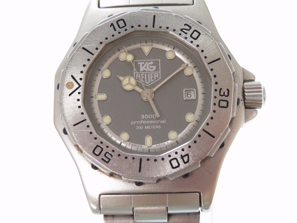 "Image of ""Tag Heuer Professional 932.215 Stainless Steel Womens Quartz 30mm"""