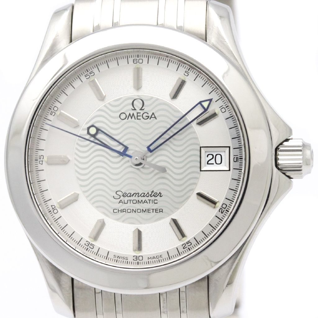 """Image of """"Omega Seamaster 2501.31 Stainless Steel Automatic 36mm Mens Watch"""""""