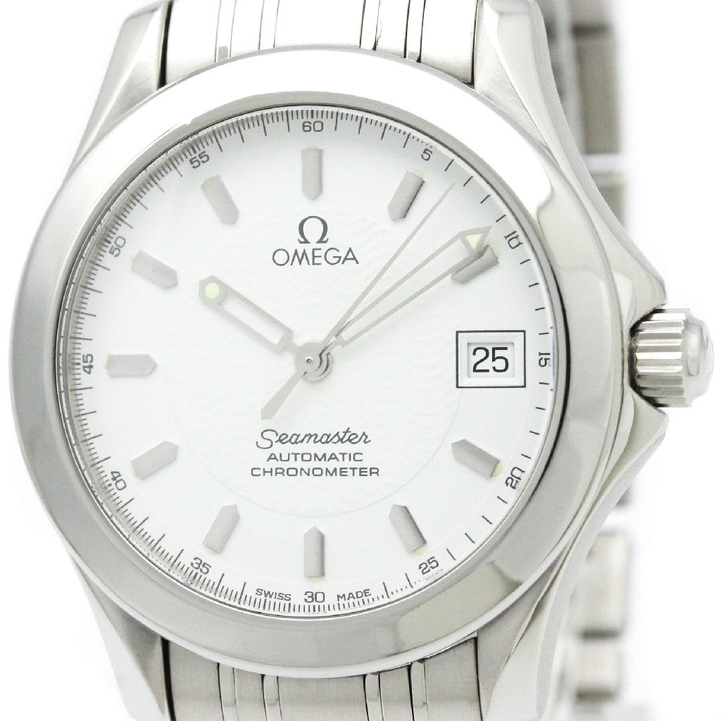 """Image of """"Omega Seamaster 2501.21 Stainless Steel Automatic 36mm Mens Watch"""""""