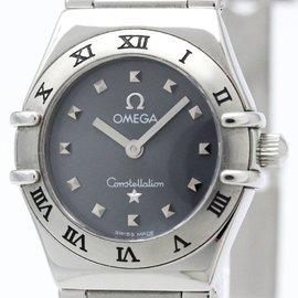 Omega Constellation 1561.51 Stainless Steel Quartz 22mm Womens Watch