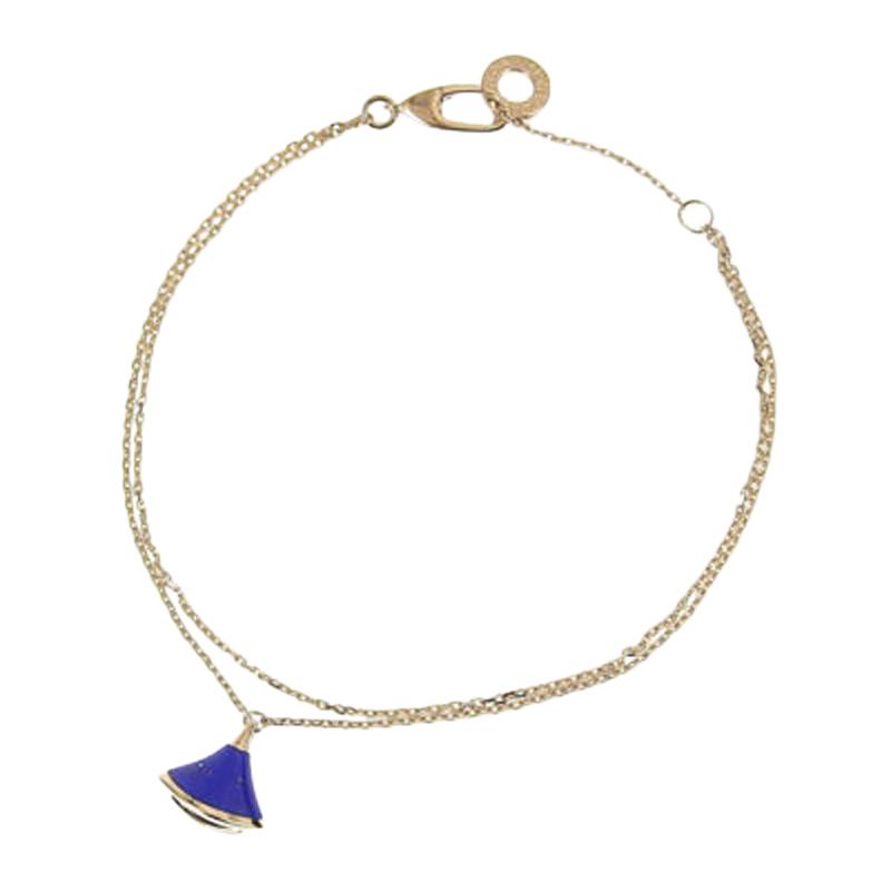 "Image of ""Bulgari 18K Pink Gold Diva Bracelet"""