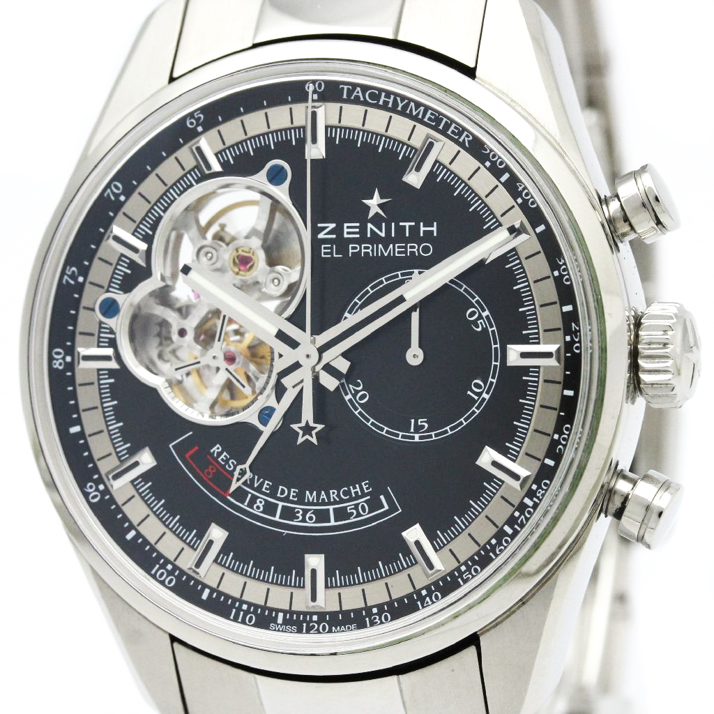 """Image of """"Zenith Chronomaster 03.2080.4021 Stainless Steel Mens Watch"""""""